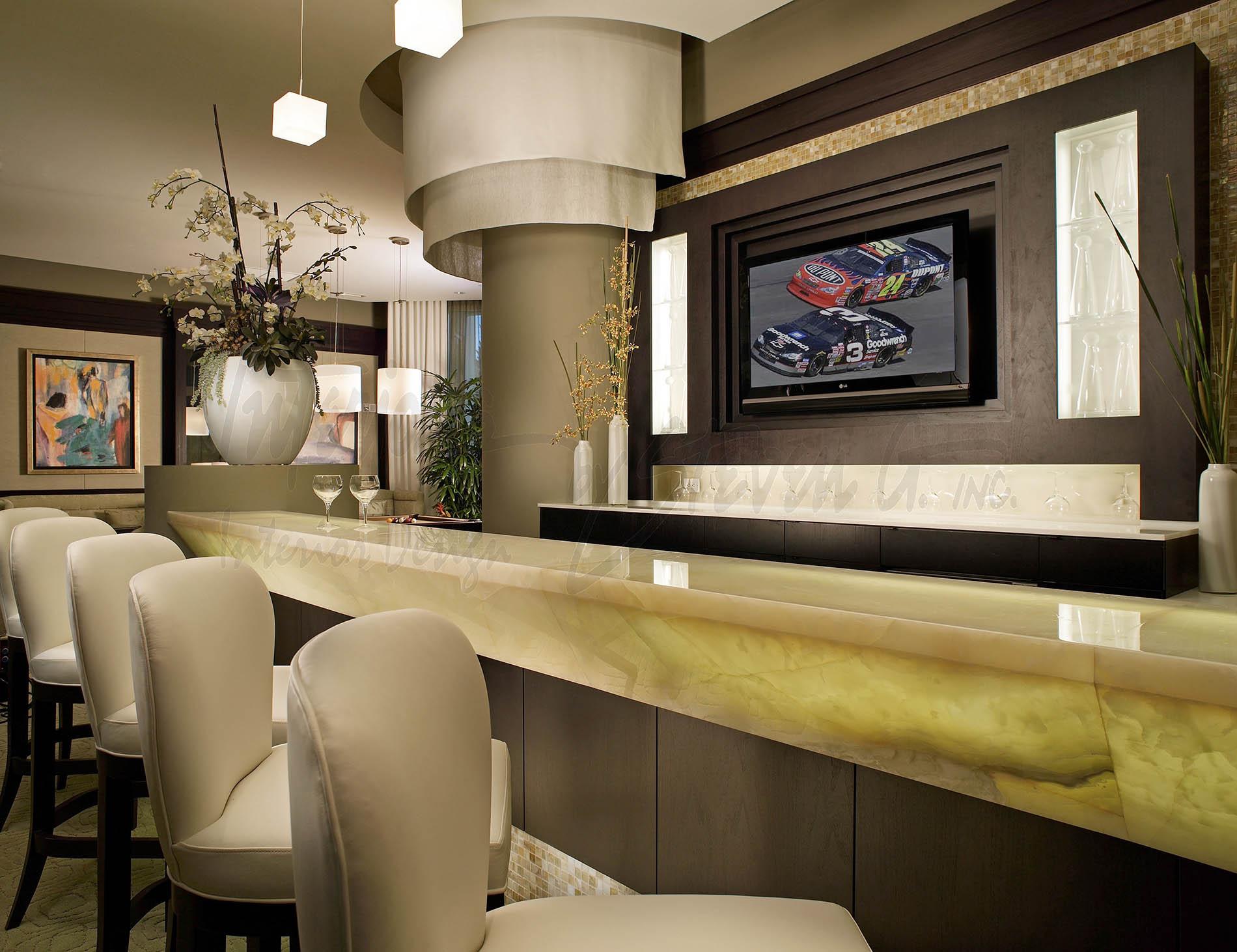 Ritz carlton residences designs interiors by steven g for Steven g interior designs