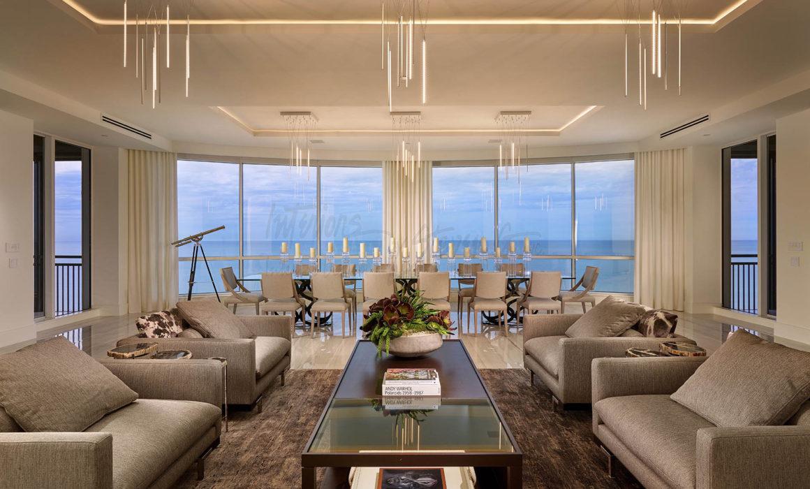 Steven g record breaking seasons at naples cay design for Steven g interior designs