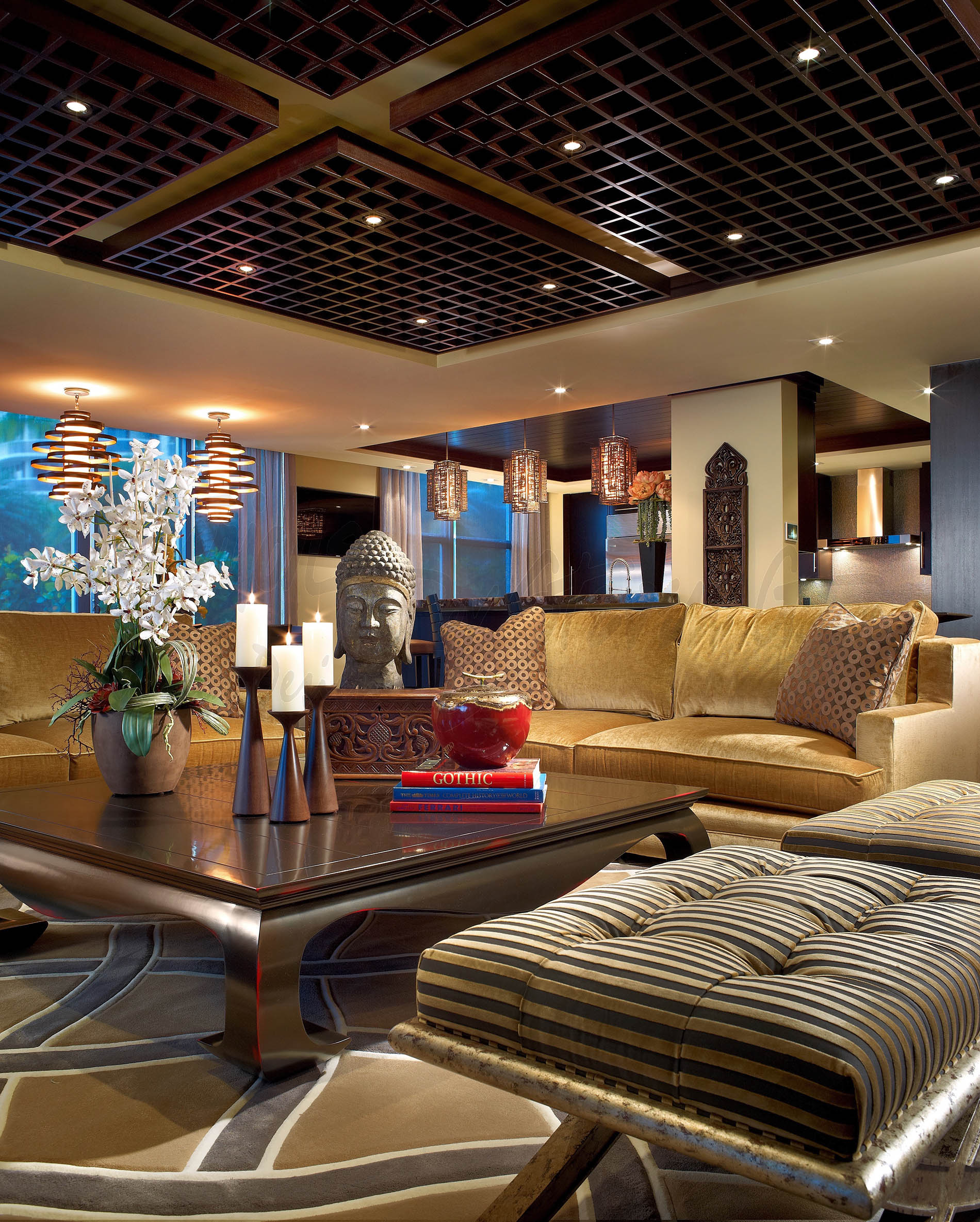 I hermitage traditional interiors by steven g for Steven g interior designs
