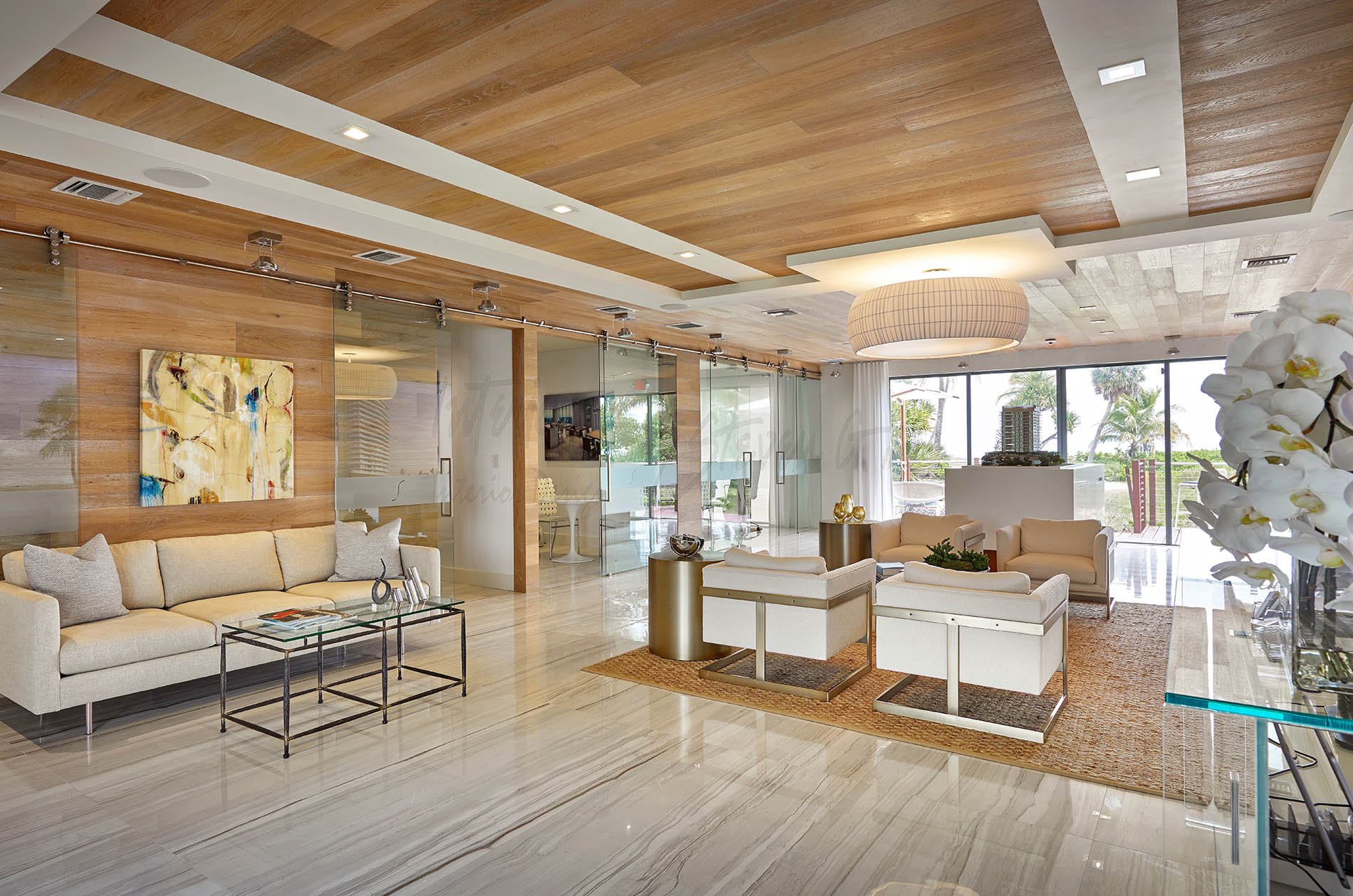 Big commercial interior design trends in 2017 for Commercial interior design