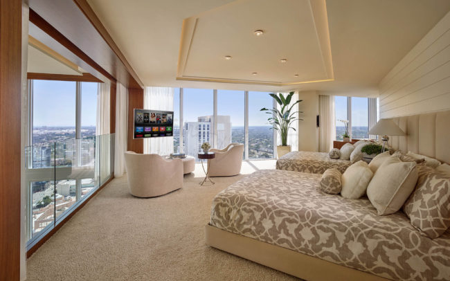 Las Olas River House Transitional Interiors By Steven G