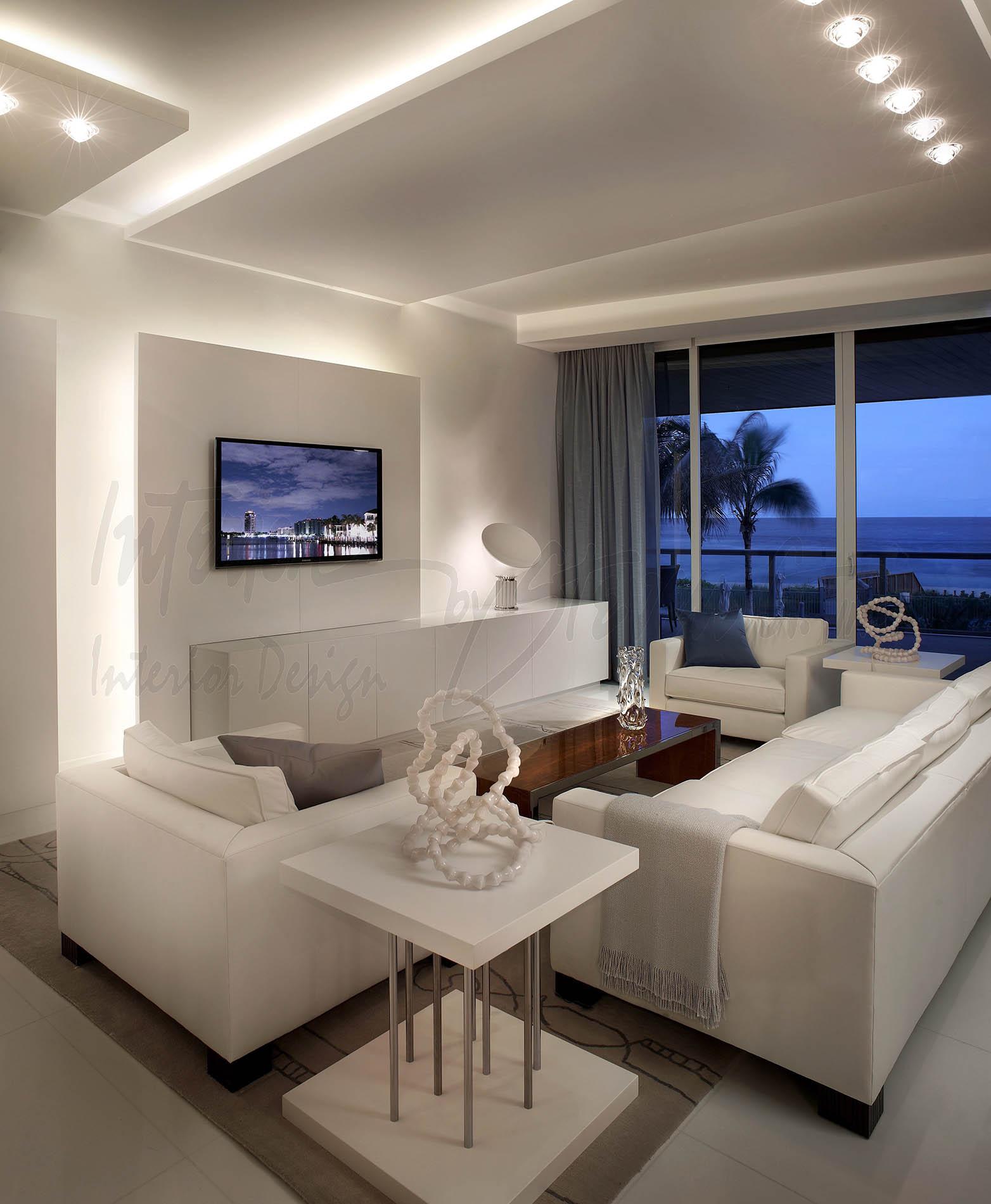 1000 Ocean Contemporary Interiors By Steven G