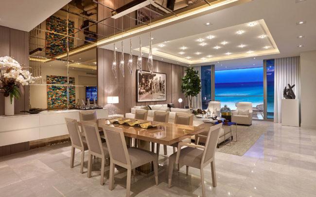 Turnberry Ocean Club Design Gallery Interiors By Steven G