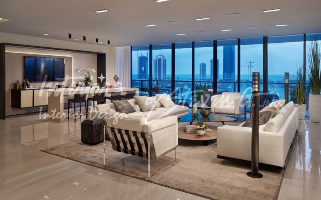 Contemporary Interior Design In South Florida Interiors